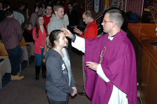 18-02-14 Ash Wednesday Liturgy