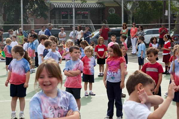 2011-06-16 - Dance event at Adam's school