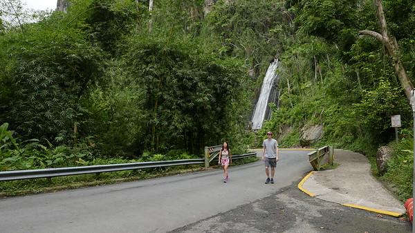 La Coca Falls-El Yungue Rio Grande