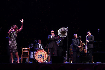 March 7th, 2013 Preservation Hall Jazz Band with special guest Nicole Henry