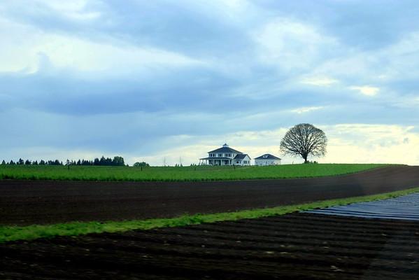 Oregon vistas