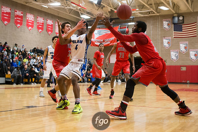 2-12-15 Minneapolis North v Minneapolis Patrick Henry Basketball