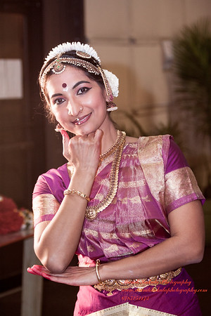 Dance Recital Gayatri-Harini