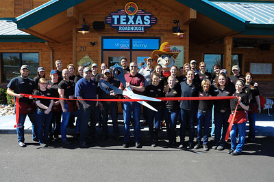 Texan Roadhouse  5/10/2017