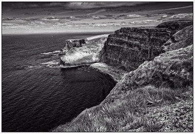 Ireland in Black & White