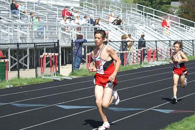 7th & 8th Grade Coed Track - 5/4/2006 - DW