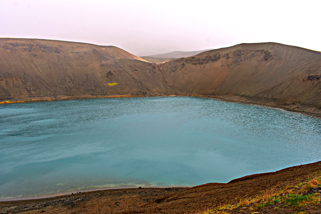 VITI CRATER in Iceland