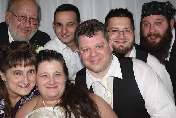 Davina and Ron's Wedding