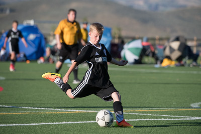 2017 U12 Park City Extreme Cup Westminster vs Arsenal