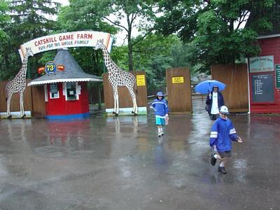 Catskill Game Farm June 25, 2006