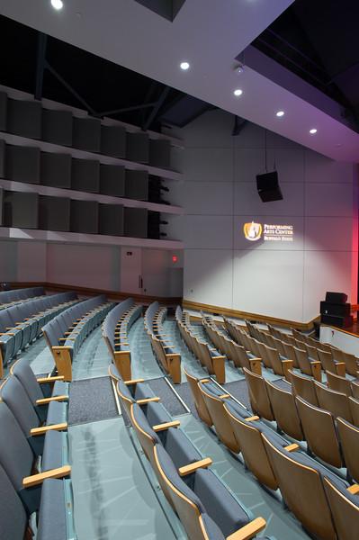 Performing Arts Center Panorama Individual Photos