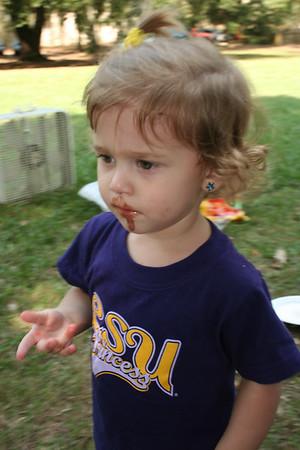 LSU Football 2007