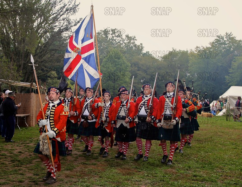The 42nd Royal Highlanders of Foot