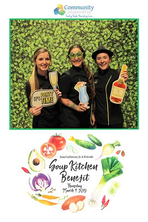 CCMI's Soup Kitchen Fundraiser 2019