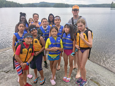 July 20: C.O.R.E. Trip to Grafton Pond