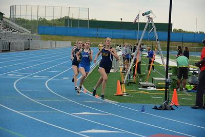 2021-05-18 EHS Girls Home Meet Event 6 - 800m Run