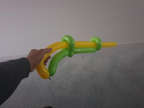 Balloon Guns