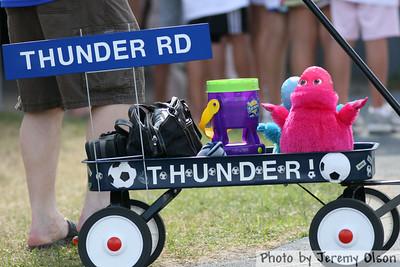 MN Thunder vs Rochester Rhinos - 7/20/08