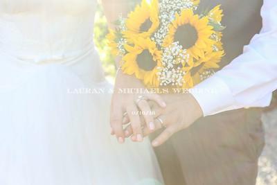 Lauran & Michael's Wedding