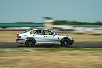 7 Silver BMW
