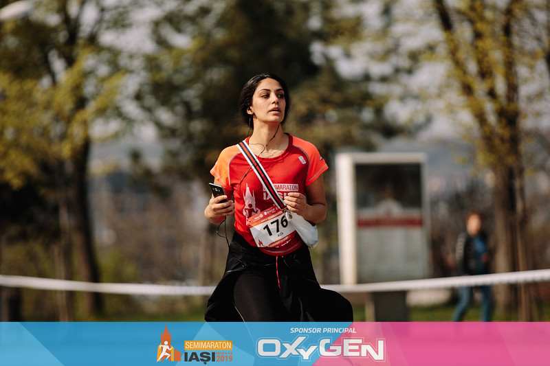 Semimaraton Iasi 2019- powered by Oxygen