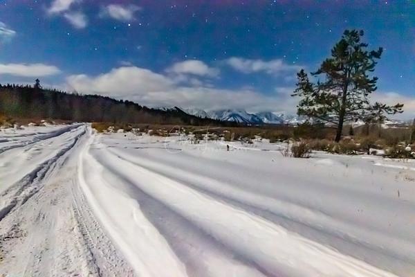 Night #3 Bridger-Teton National Forest