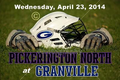 2014 Pickerington North at Granville (04-23-14)