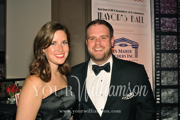 Spring Hill Mayor's Ball