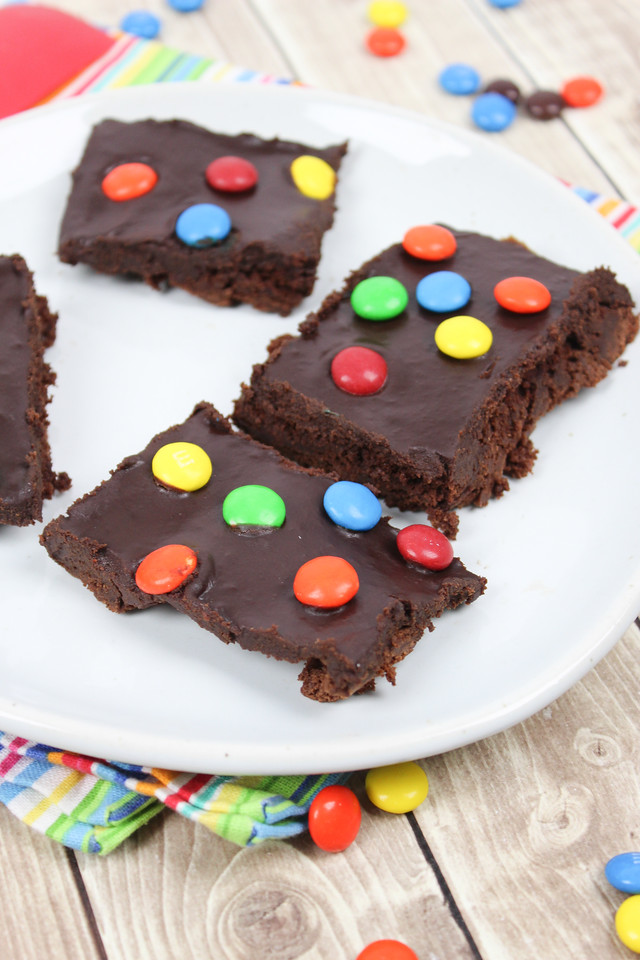 These Cosmic Brownies are just like the ones I fell in love with as a kid. They're the perfect mix of fudgy and fun - and so easy to make. They'll be a hit at every party.
