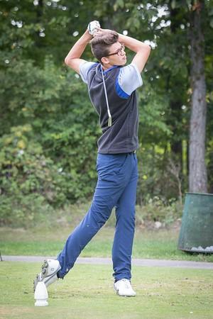 DHS Boys Golf 09-12-2017