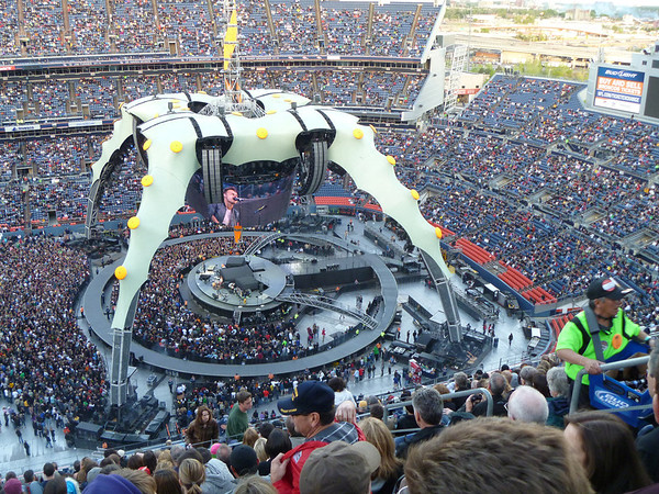 U2 360 Tour @ Invesco, Denver, CO 5-21-11