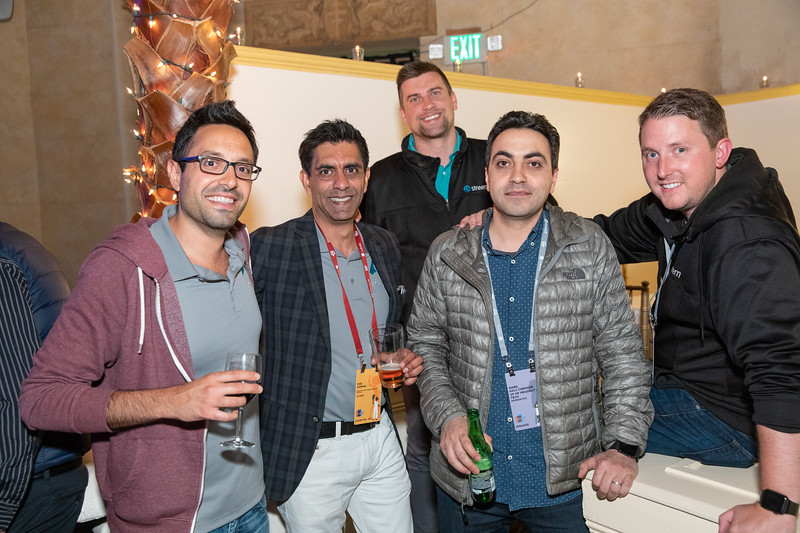 #AWE2018 @ArealityEvent AfterParty
