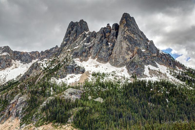 Washington Pass, Washington