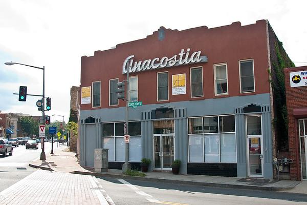 Anacostia Economic Development Corp Staff & Projects