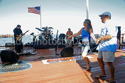 Melinda Elena & band - Rock'n Riverwalk Stuart FL 1-15-2017