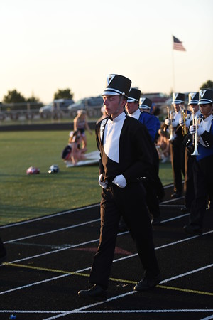 Marching Band - Platteview Football Game
