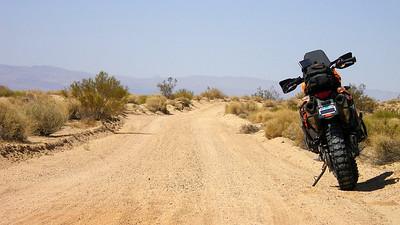 Mojave Road - April 27-29, 2012