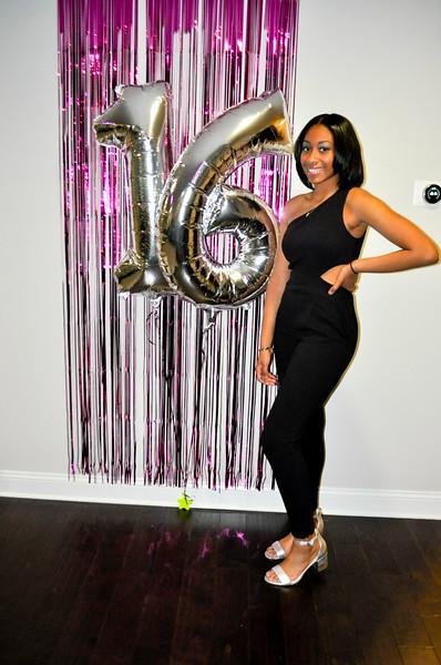 Kiarah Sweet 16