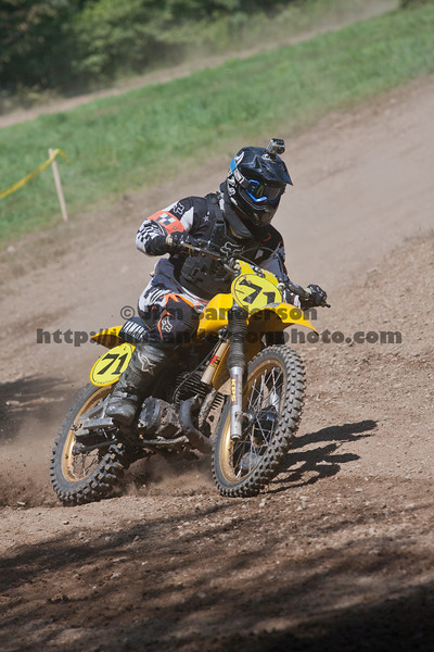 Bear Creek Sportsmen-AHRMA BC Blast, Vinatge & Modern MX Race, Bear Creek Sportsmen, Hancock, NY, 09-02-2012