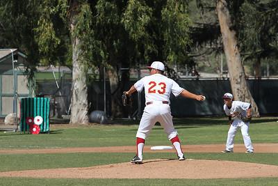 PCC Baseball 3/18 Long Beach Temp