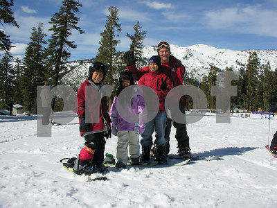 S 2-17-07 Kids and Adult Ski School Group Photos JACK