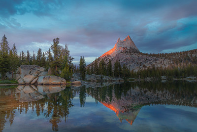 Tuolumne Backpacking trip, 2020