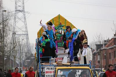 Carnavalstoet Steendorp 2013 - Deel 1