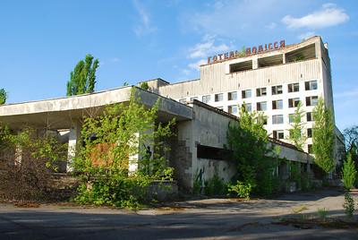 Chernobyl Hotel Polissya 2012.