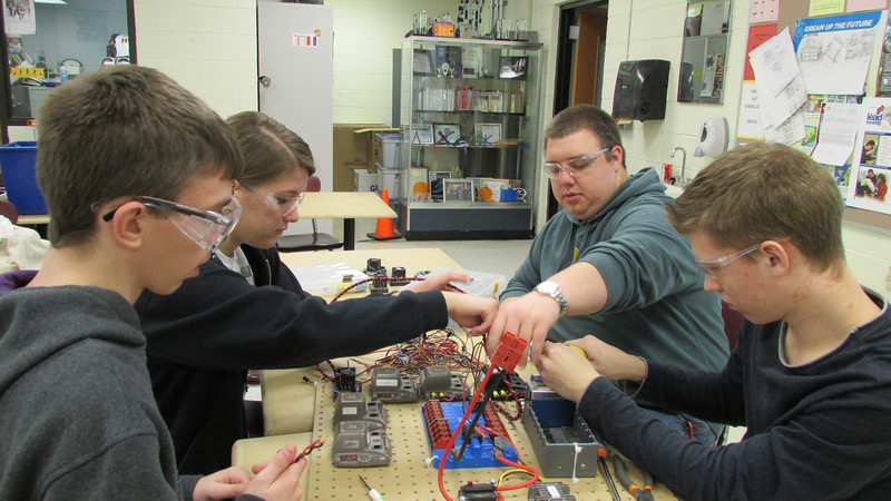 Controls works on their prototype control board.