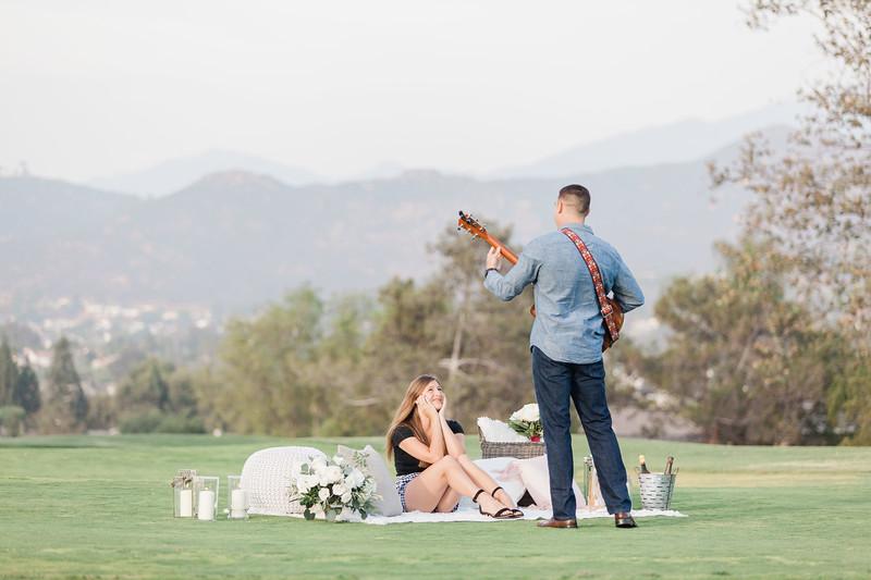 Sam + Kelly Proposal