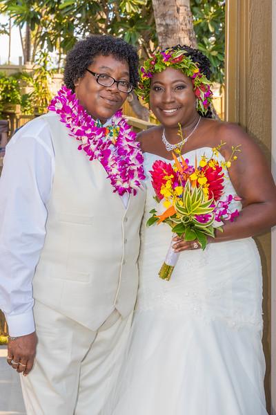 Elsie and Michelle Get Maui'd