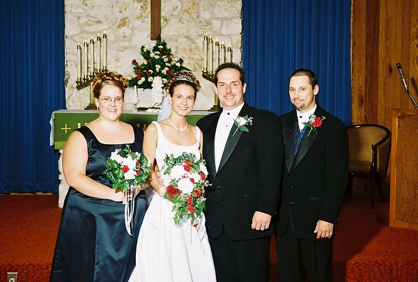 Our Wedding 2002