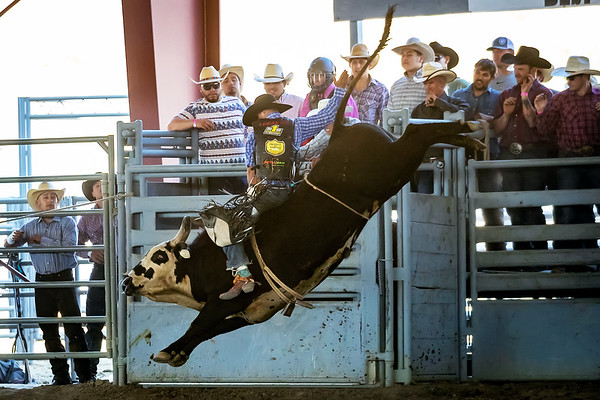 2018 NHW Bull Riding