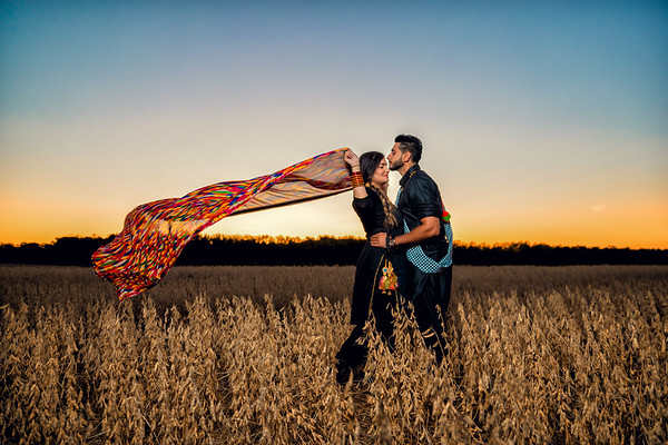 Harman & Gurvir - Pre Wedding